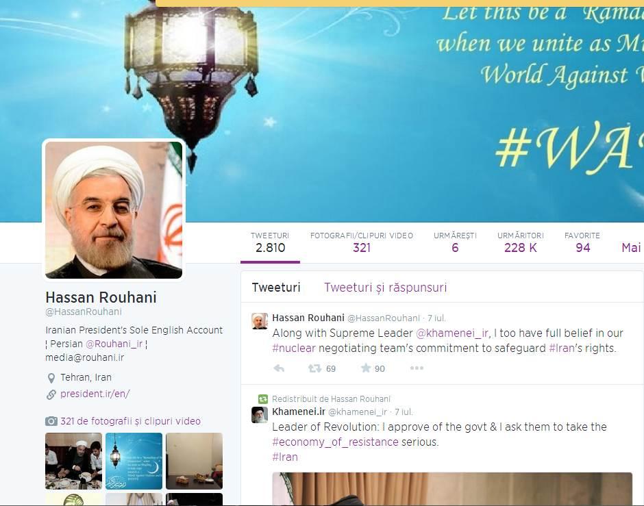 Iran-twitter