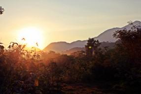 Vang Vieng, Laos, ziua cu numarul 2