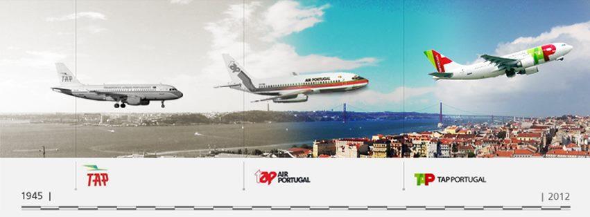 Zburam cu Tap Portugal