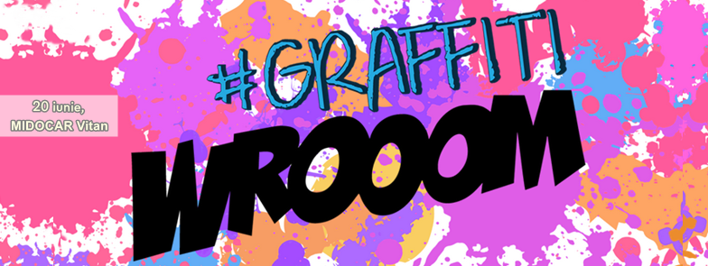 Graffiti-wroom