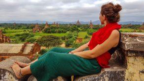 Ghid de călătorie în Bagan