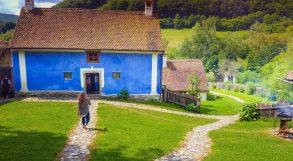 În vizită la casa Prințului Charles din Valea Zălanului