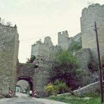 Dunarea si cetatea Golubac