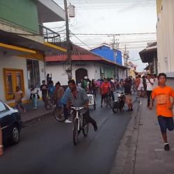 Jurnal de călătorie - proteste în Nicaragua